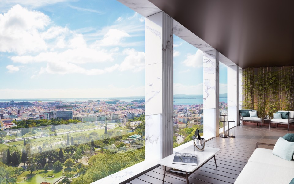 Purchase of luxury real estate in Lisbon for 7 million euros