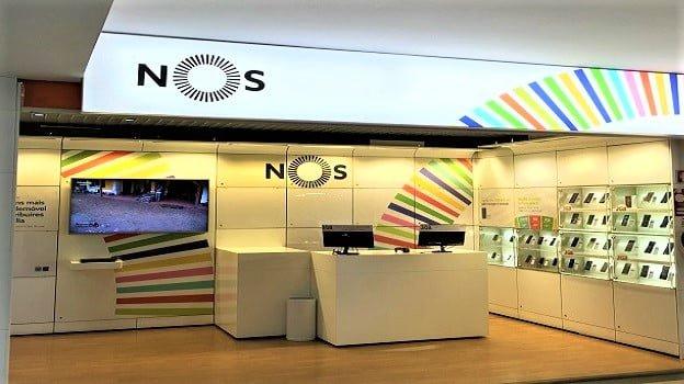 boutique téléphonie internet NOS