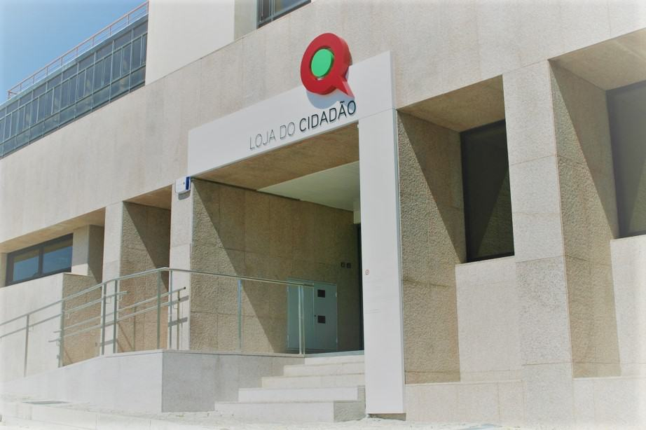 Loja de cidado Portugal