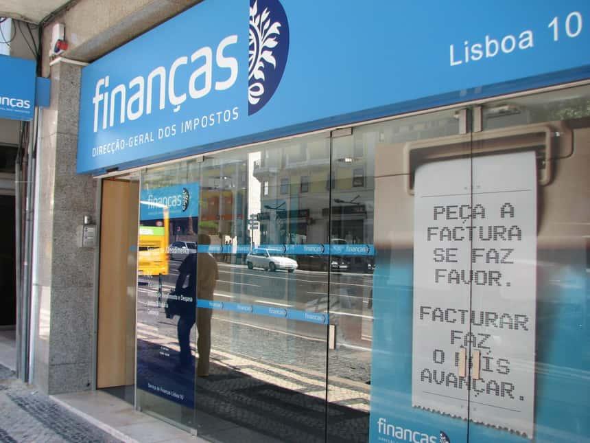 finanças Portugal