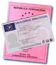 permis de conduire portugais