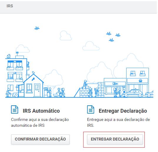 Entrer une nouvelle déclaration d'IRS