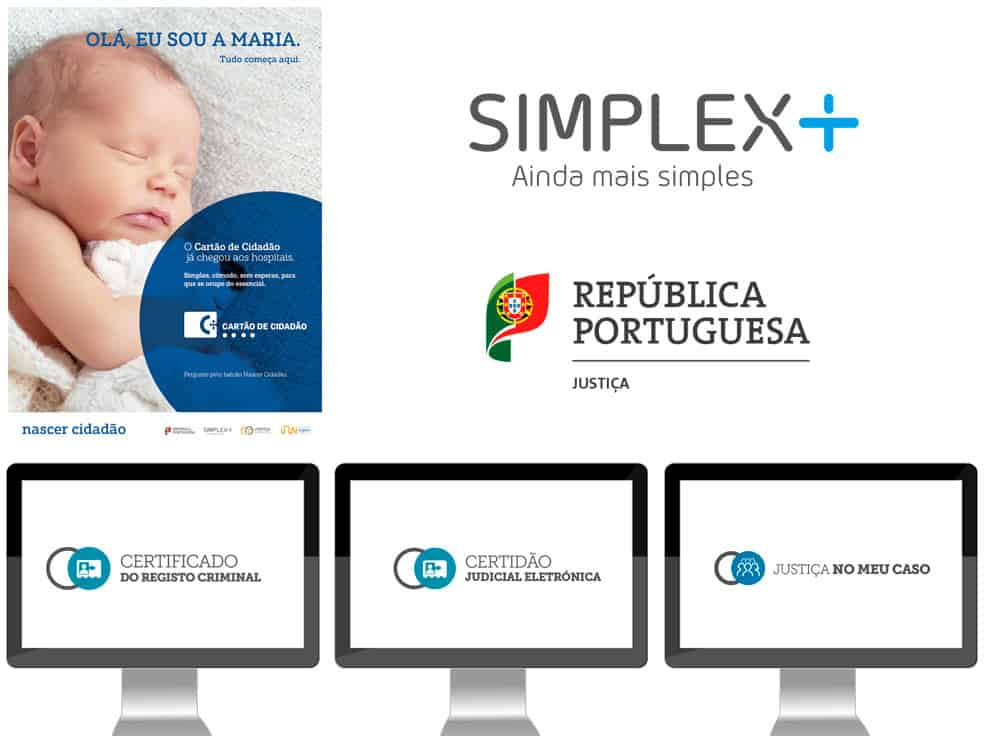 simplex portugal démarches administratives