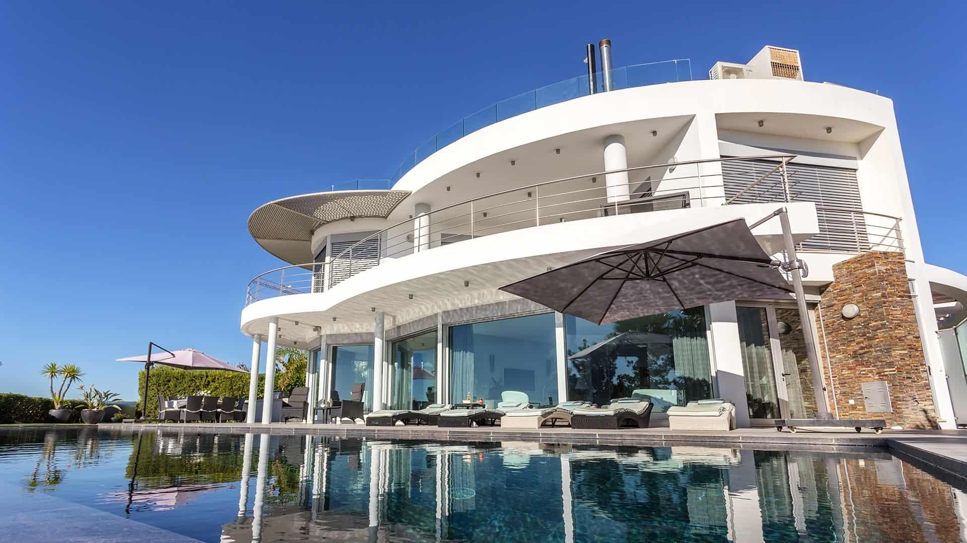 Minka, villa de luxe à louer à Vale do Lobo en algarve