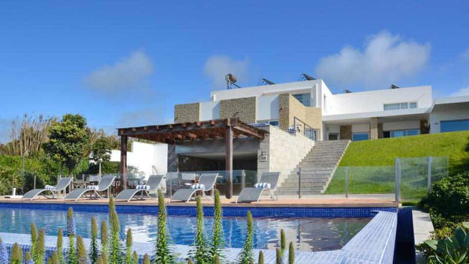 Sisi, villa de luxe à louer Sintra