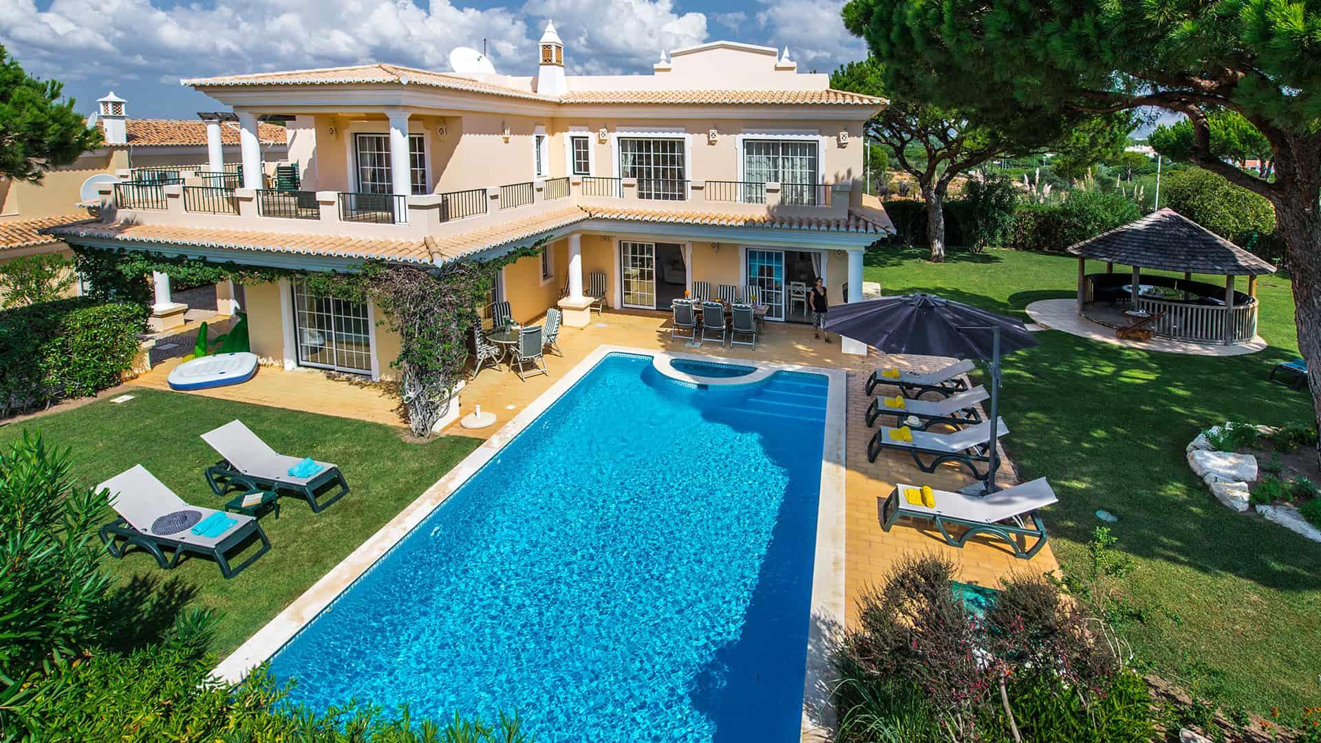 Costala, villa de luxe à louer Vale do Lobo