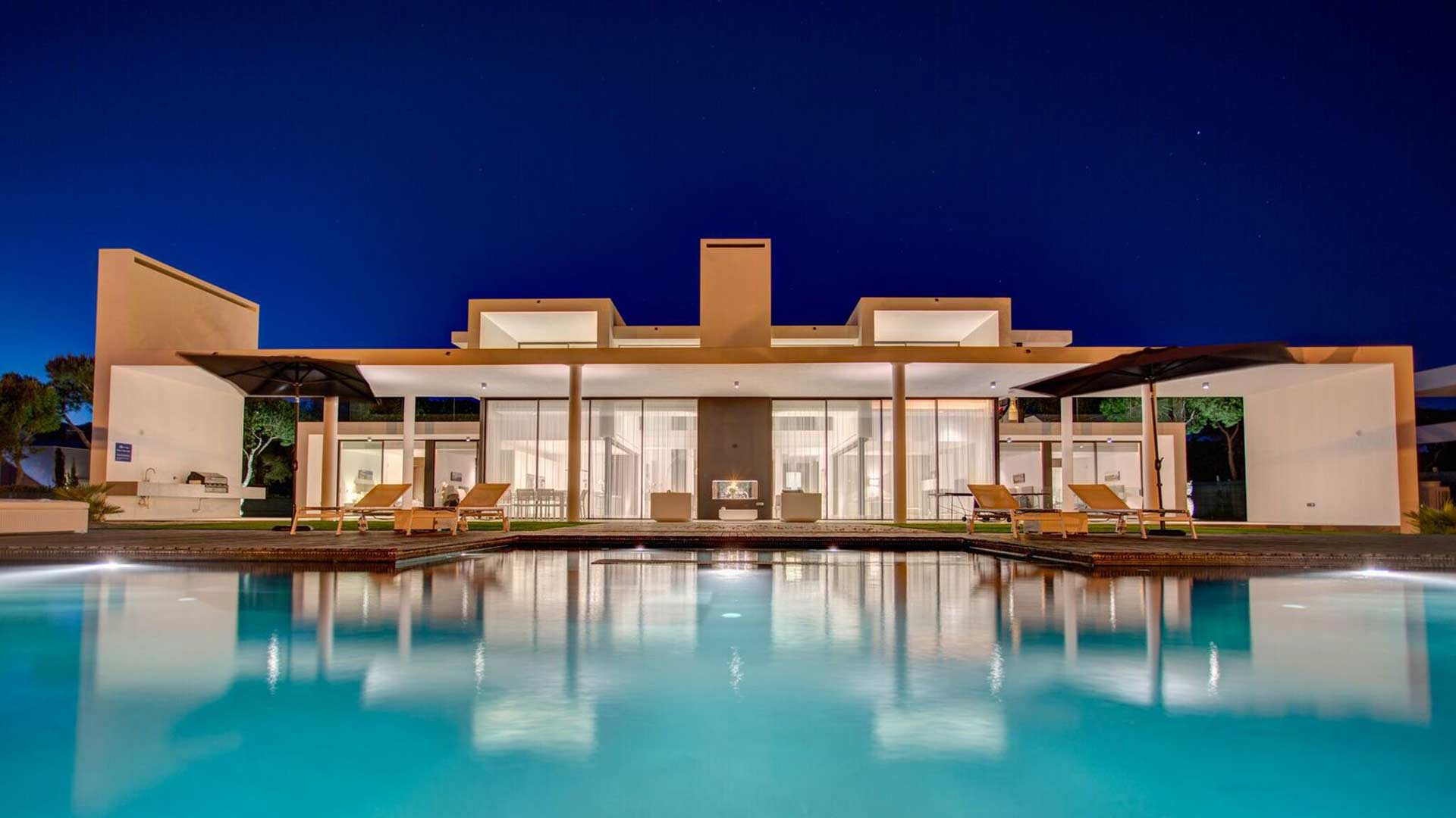 Millennium, villa de luxe à louer à Vilamoura en algarve