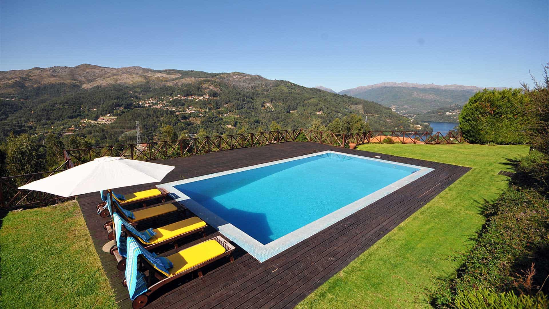 Geres, villa de luxe à Braga