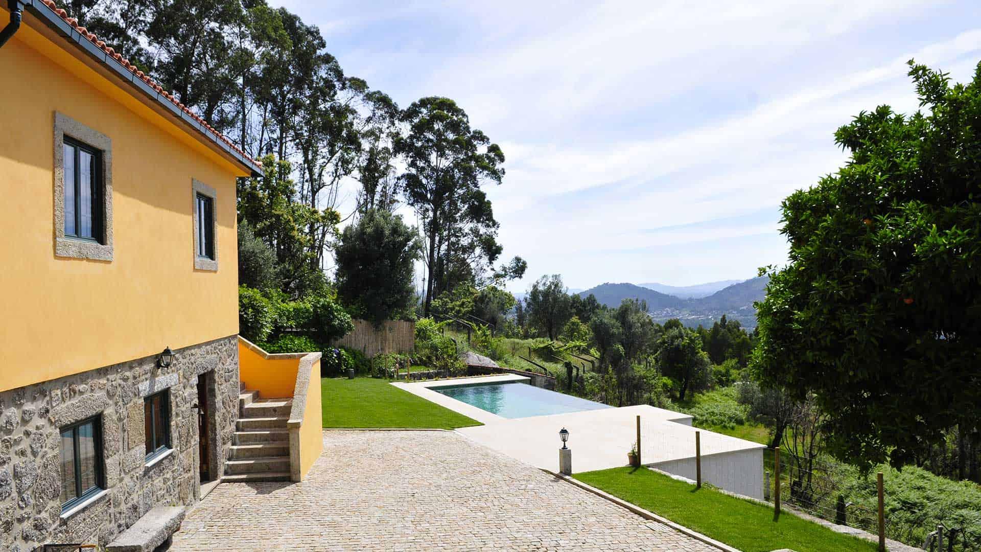282, villa de luxe à Ponte de Lima