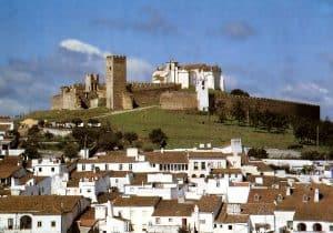 visite guidée d'Evora et dégustation de vins