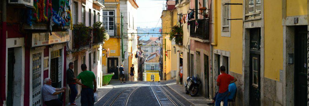 visiter bairro alto Lisbonne