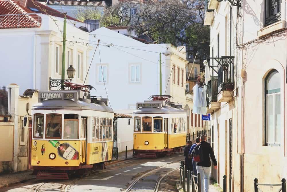 Visiter le centre historique de Lisbonne