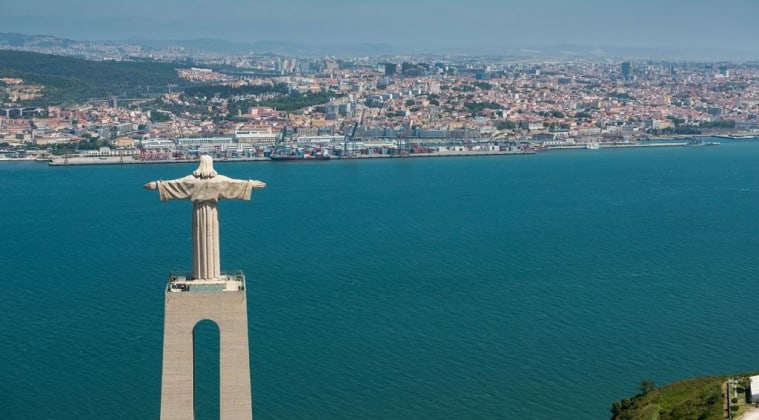 visiter statue cristo rei lisbonne