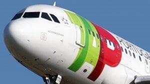 trajet Lisbonne Porto avec TAP Portugal