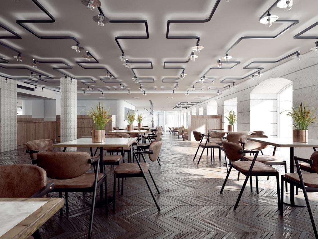 Hotel Corpo Santo Lisbonne restaurant