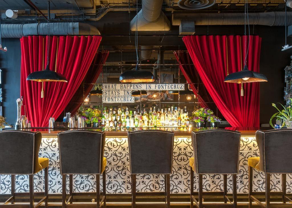 Hotel Romantique Fontecruz Lisbonne bar