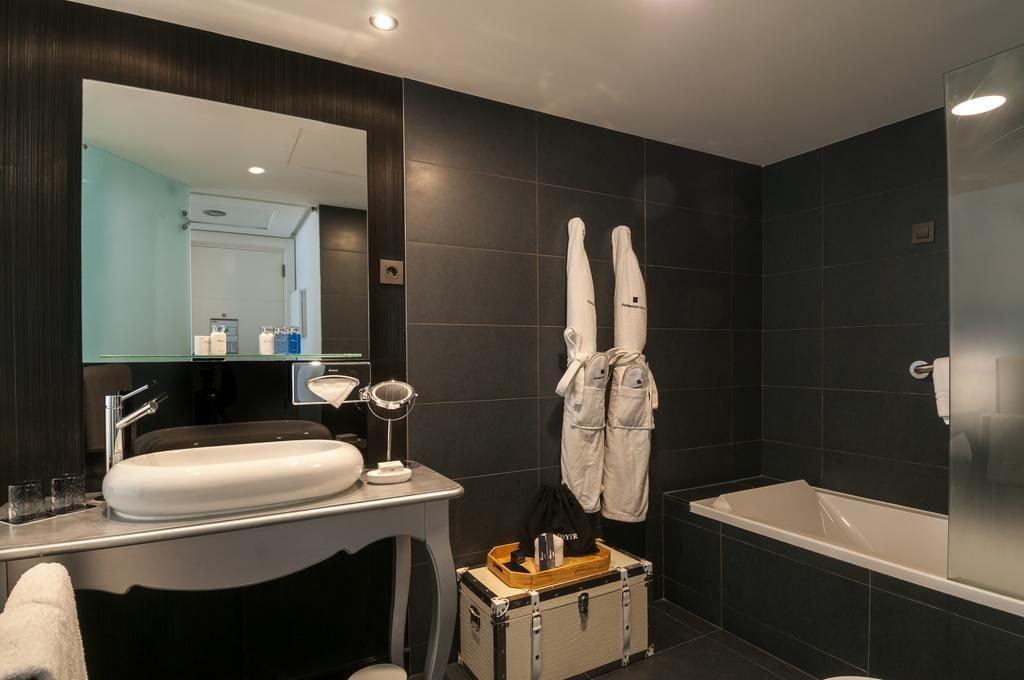 Hotel Fontecruz Lisbonne salle de bain