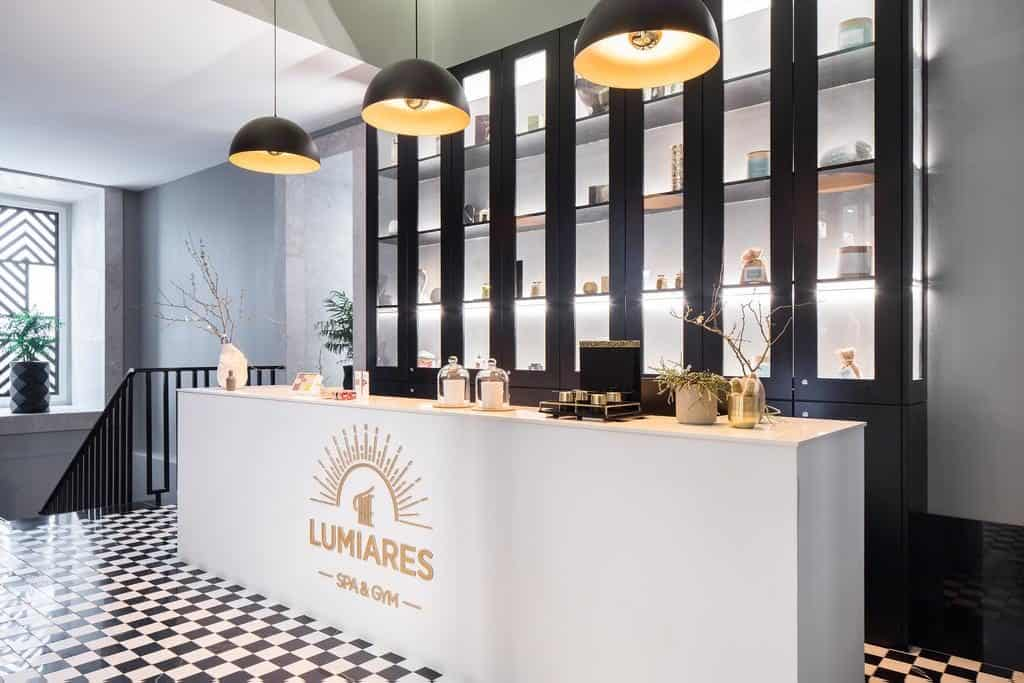 Hotel Lumiares Lisbonne spa
