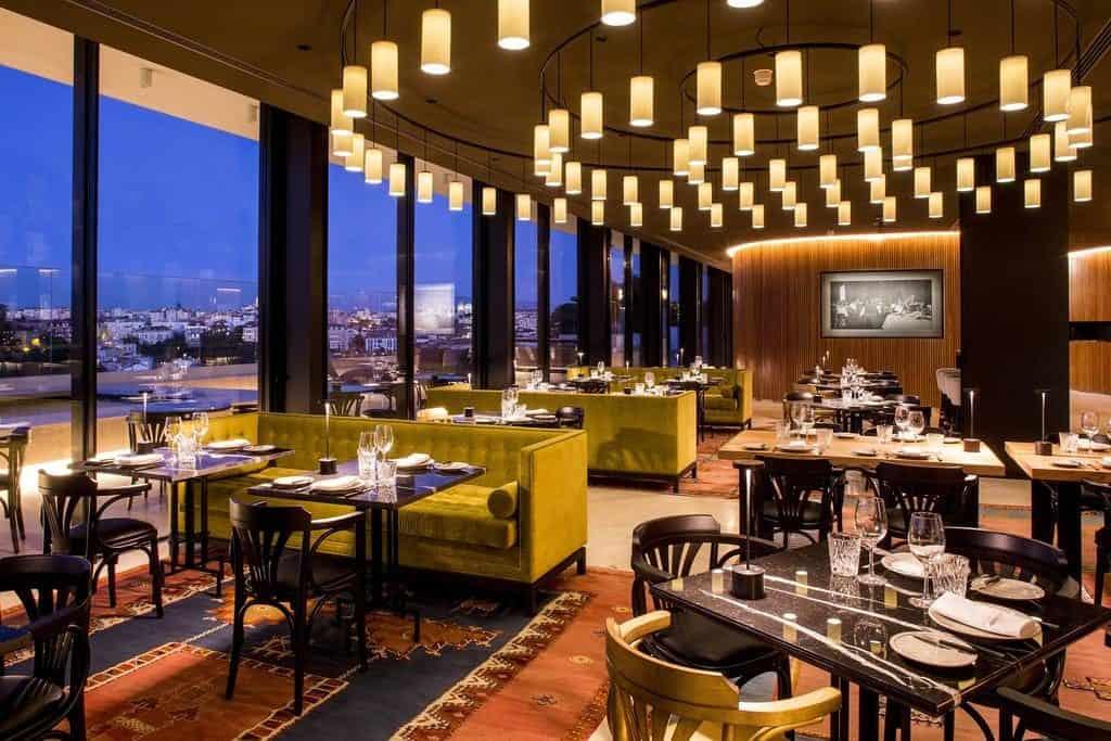 Hotel Memmo Principe Real Lisbonne restaurant