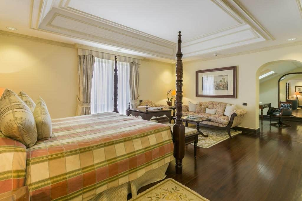 Hotel Romantique Olissippo Lisbonne chambre