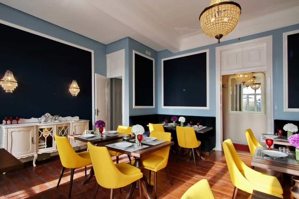 Hotel Torel palace Lisbonne restaurant