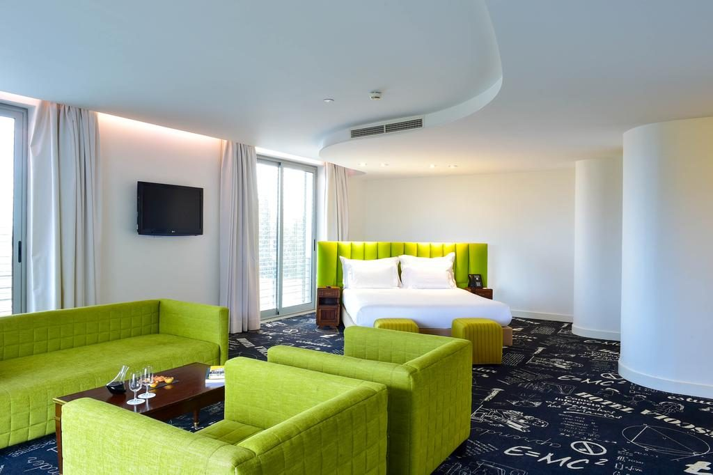 Hotel Romantique da Estrela Lisbonne chambre