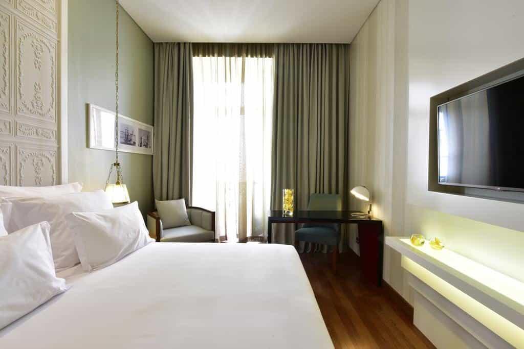 Hotel de charme pousada Lisbonne chambre