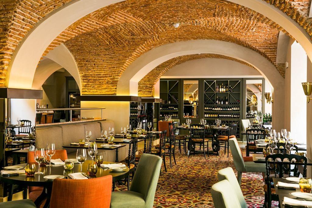 Hotel de luxe pousada Lisbonne restaurant