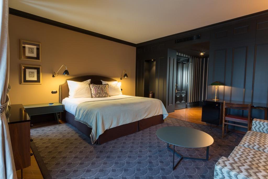 Hotel de charme valverde Lisbonne chambre