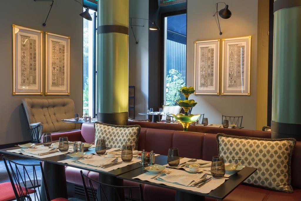Hotel Valverde Lisbonne restaurant