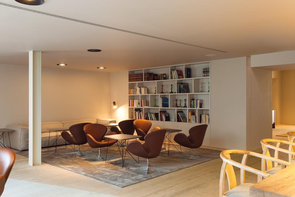 Hotel Memmo Alfama Lisbonne salon