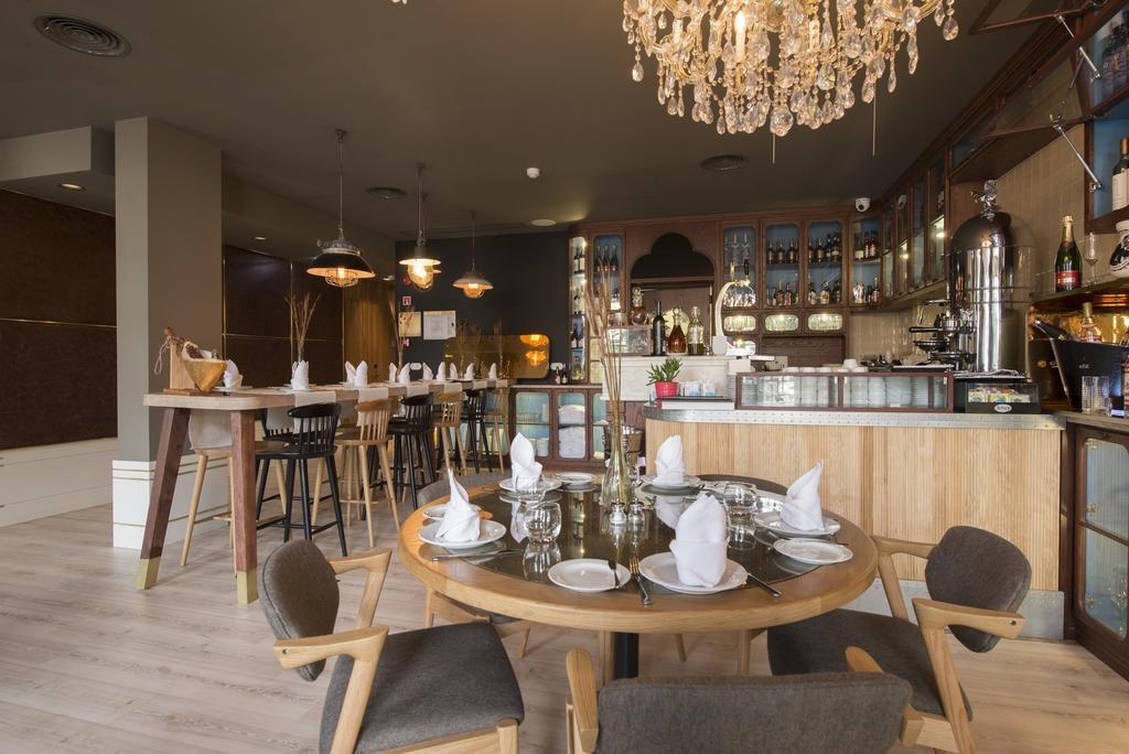 Hotel de luxe My Story Rossio Lisbonne restaurant