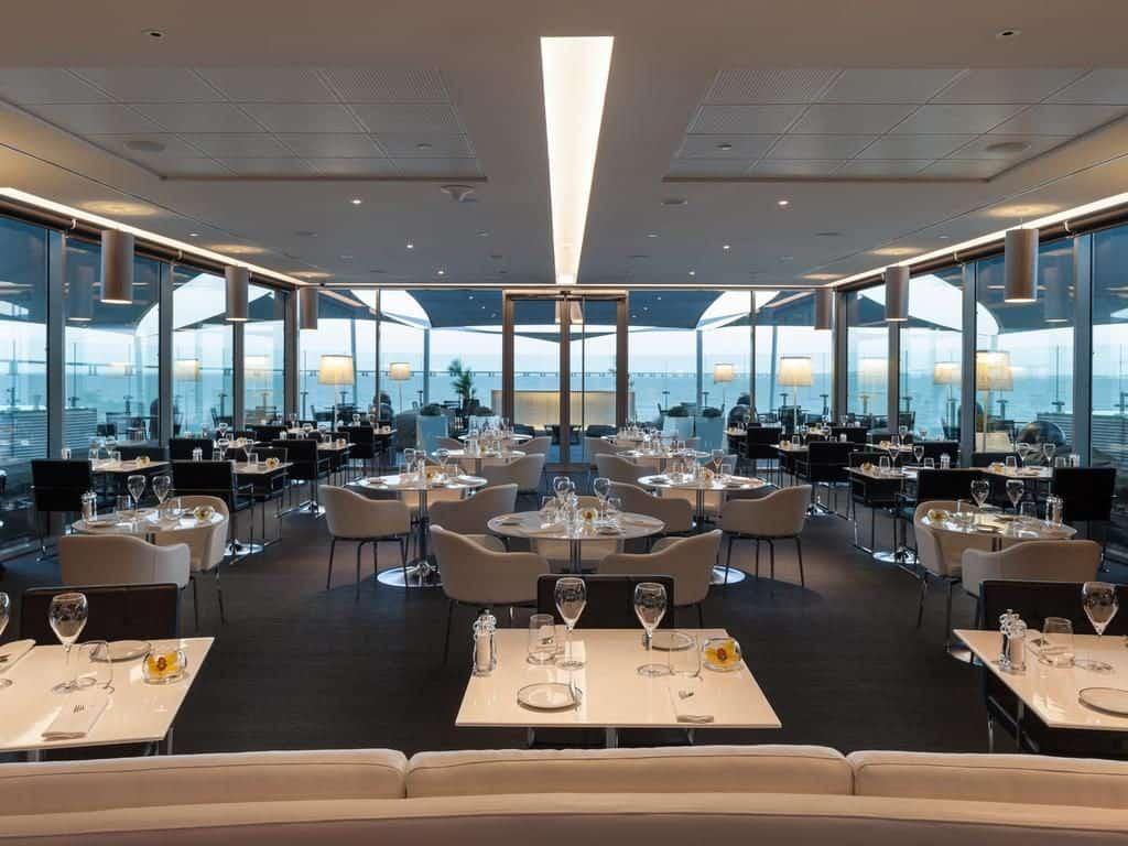 Hotel romantique Myriad Lisbonne restaurant