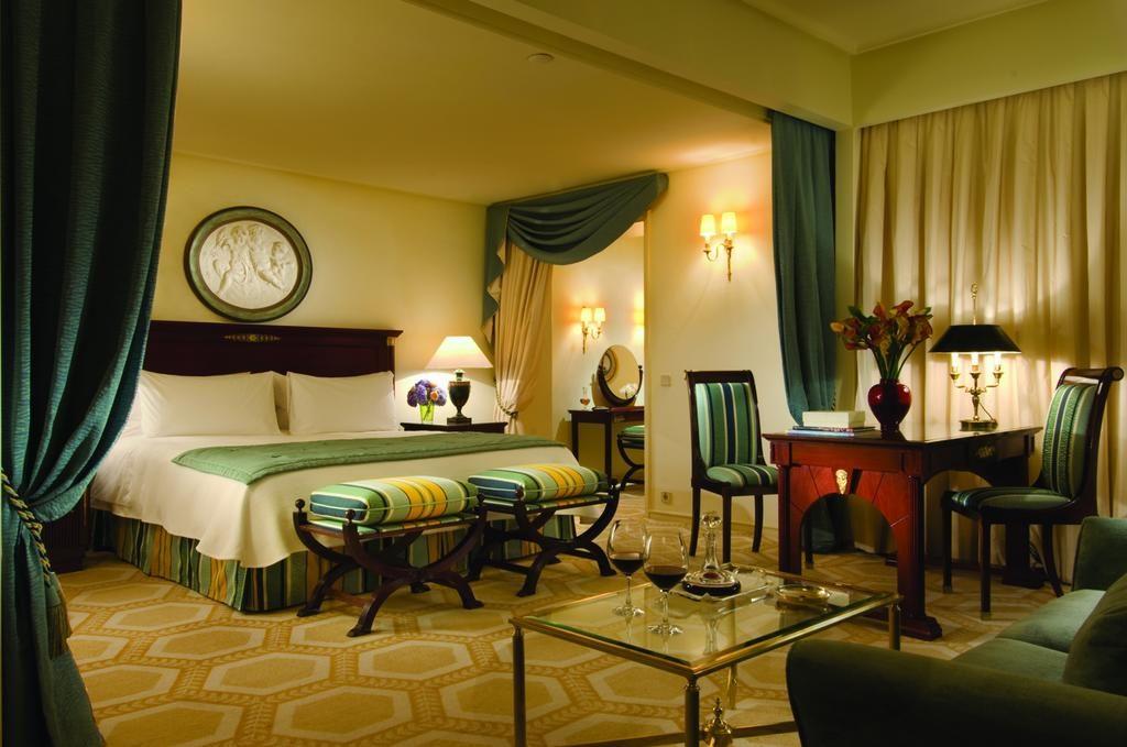 Hotel de charme Ritz Lisbonne chambre 1