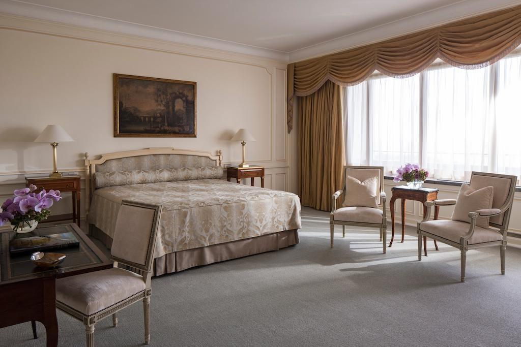 Hotel de luxe Ritz Lisbonne chambre