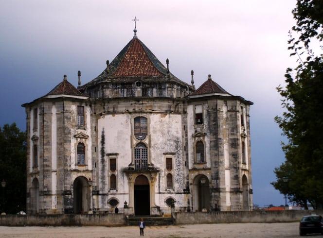 Sanctuaire Señor da Pedra Obidos