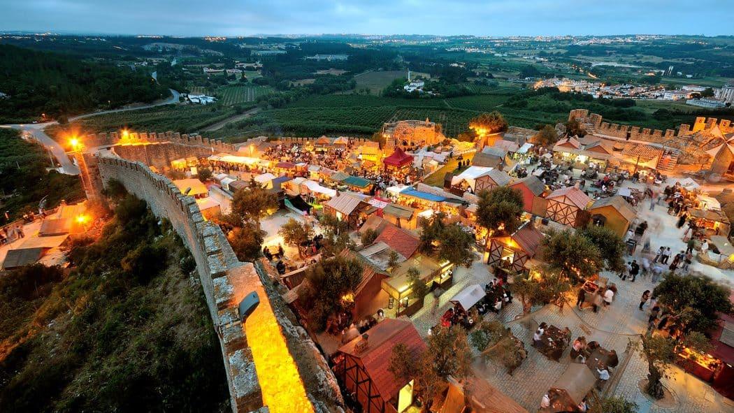 Festival d'Obidos au Portugal
