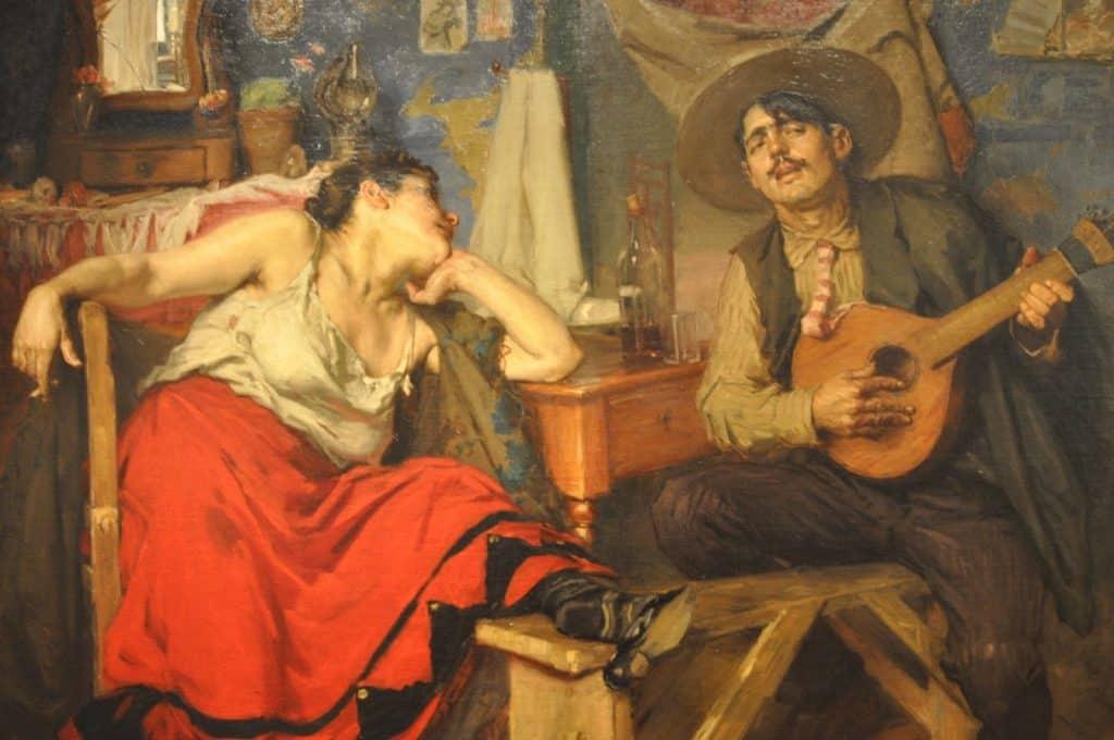 Histoire du fado portugais