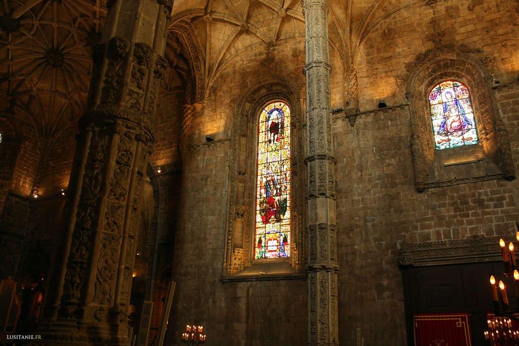 Histoire monastere hiéronymites Lisbonne