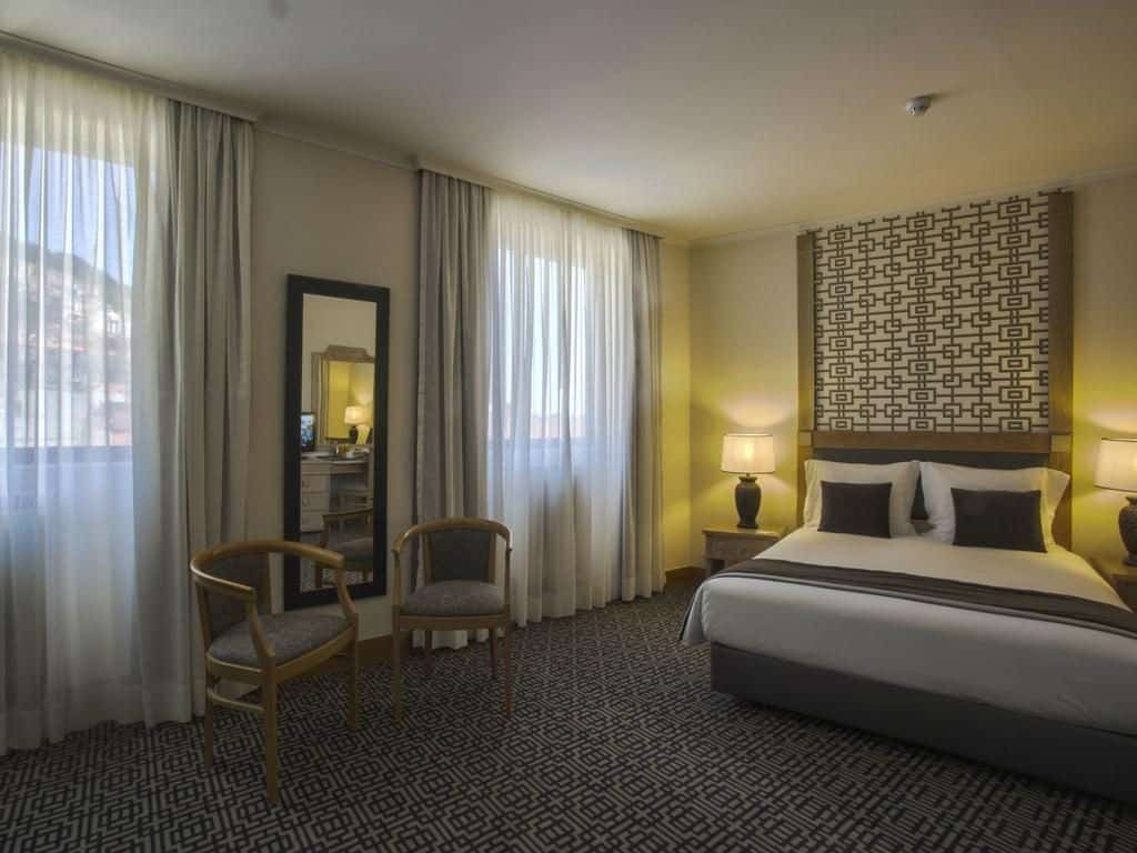 hotel Mundial Lisbonne chambre