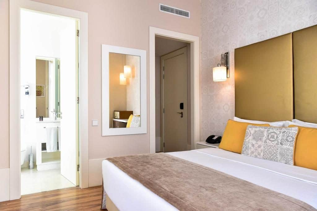 hotel My Story Ouro Lisbonne chambre