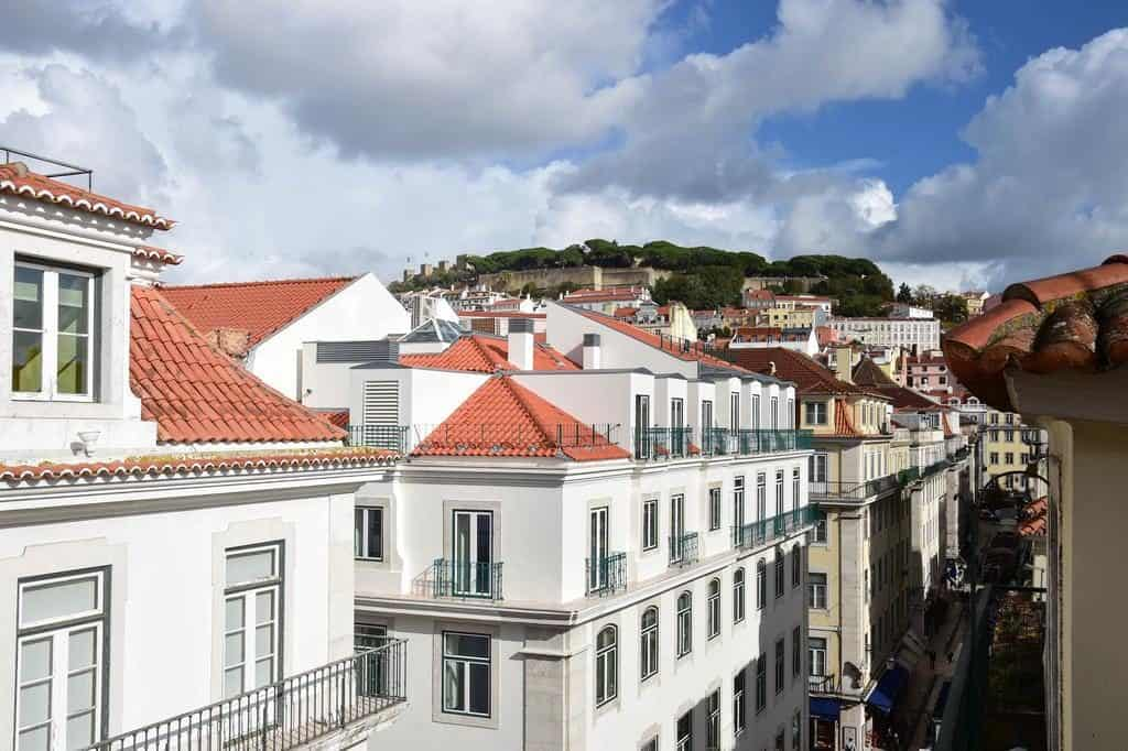 hotel My Story Ouro Lisbonne vue
