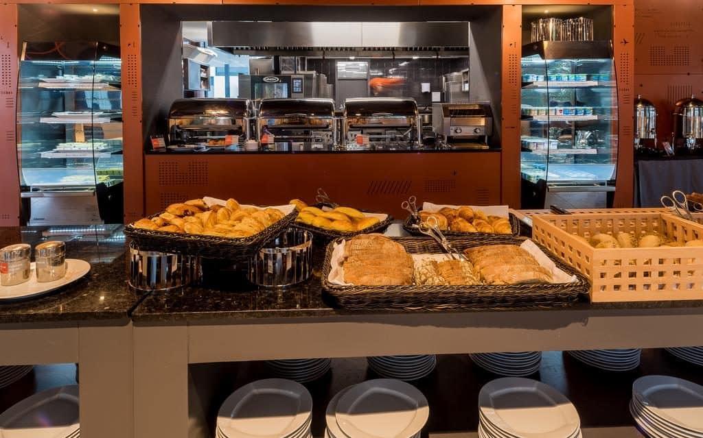 hotel starr inn lisbon airport petit déjeuner