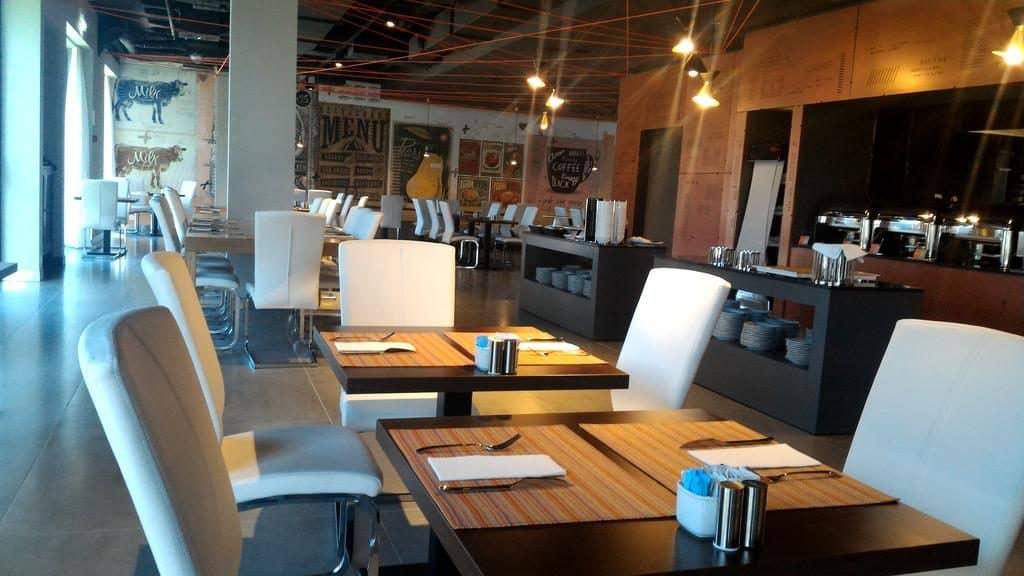 hotel starr inn lisbon airport restaurant