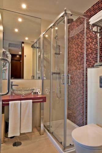 hotel Turim Terreiro do Paco Lsbonne salle de bain