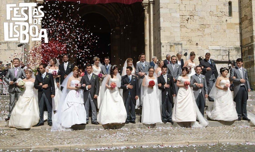 Mariages de saint antoine à lisbonne
