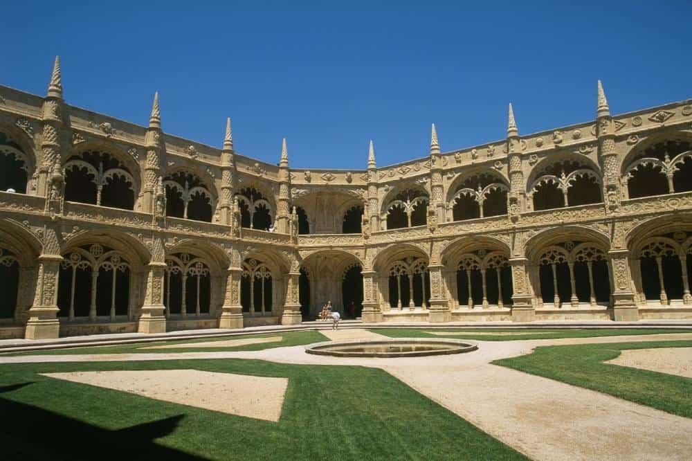 monastere hieronymites lisbonne