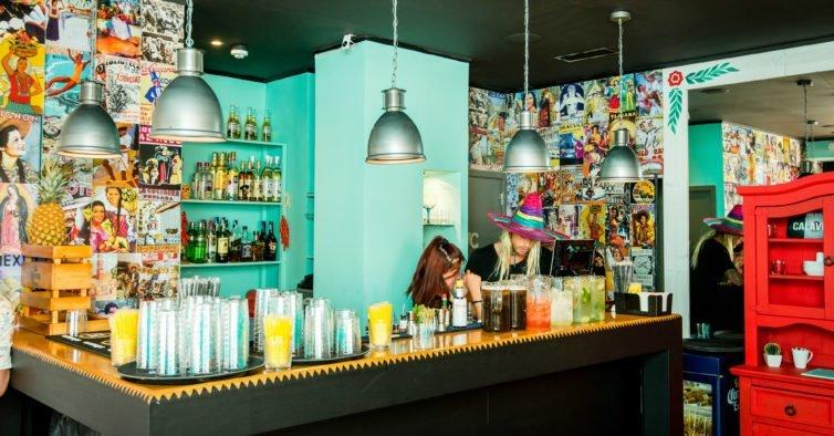 Bar restaurant calavera Ericeira