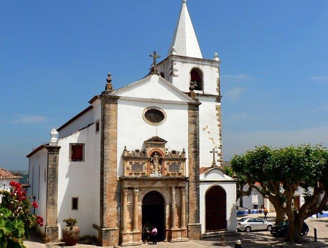 Temple Santa Maria Obidos