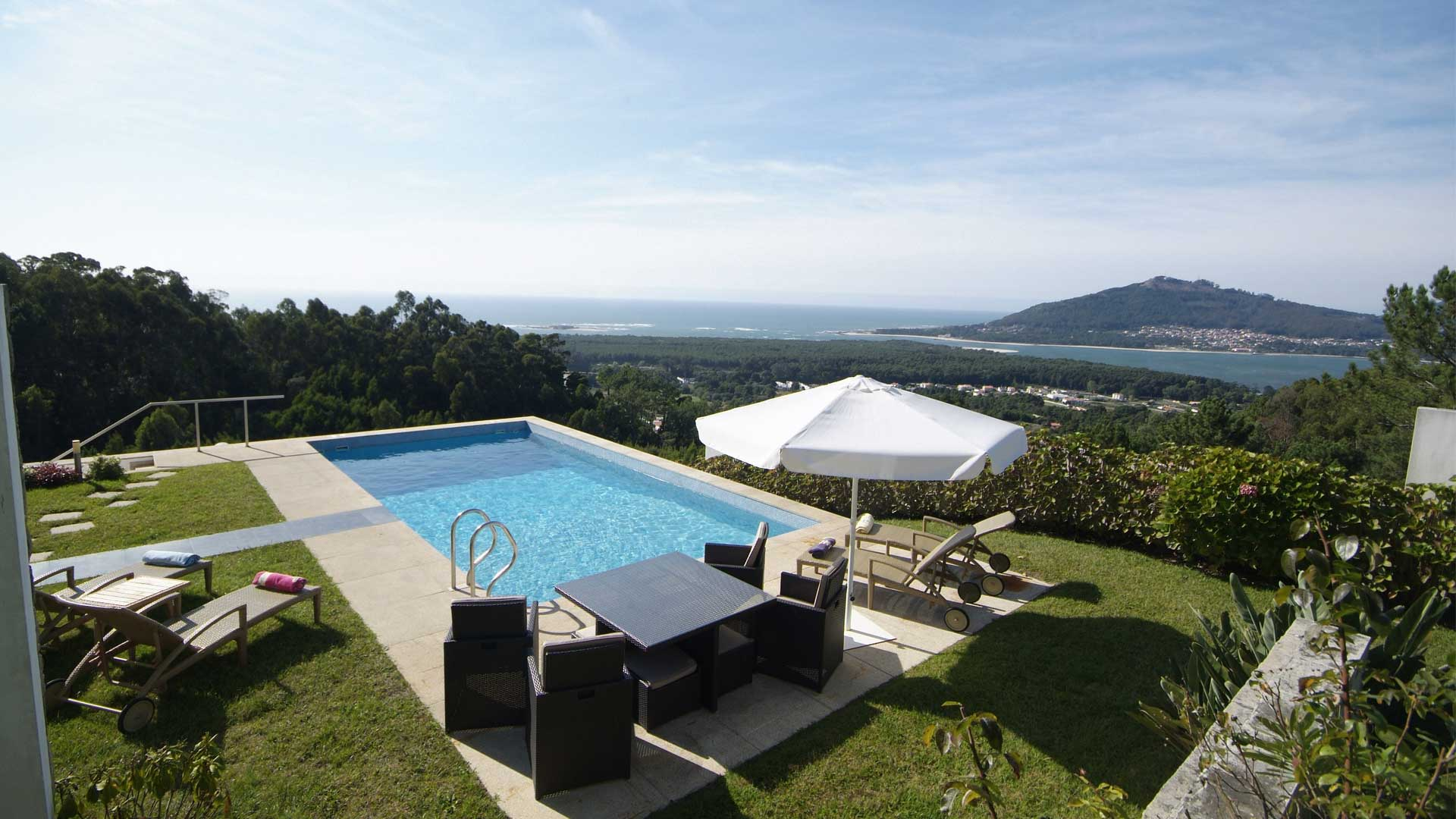 location villa de luxe 241 carminha portugal nord